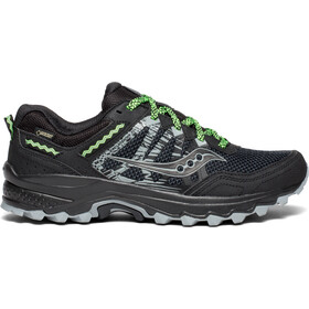 saucony Excursion TR12 GTX Chaussures Homme, black